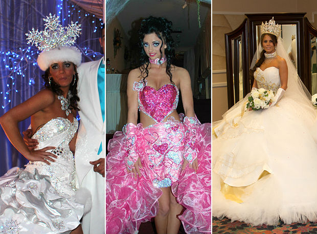 23 horrendous wedding dress fails buzzbeagle