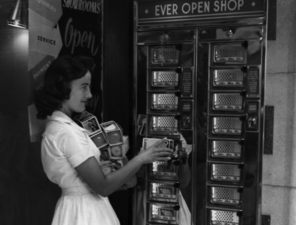 15 Vending Machines From The 1960's You Wont Believe Are Real!