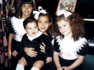 20 Never-Before-Seen Childhood Photos Of The Kardashians
