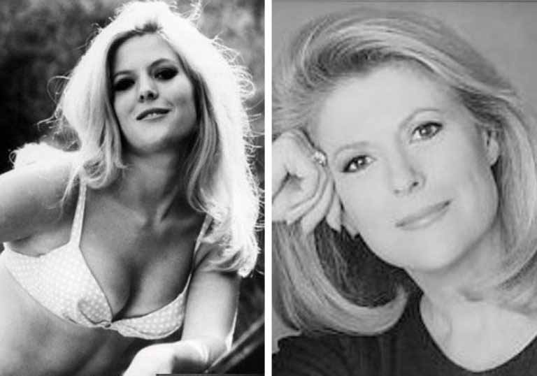 Famous Women Of The 60 S Then And Now Buzzbeagle